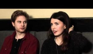 Blood Red Shoes interview - Steven Ansell and Laura-Mary Carter (part 5)