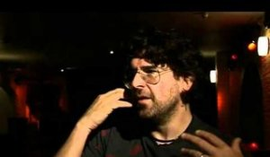 Lou Barlow accepts his own limitations