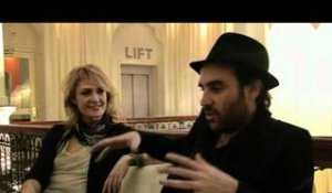 Metric interview - Emily Haines and Jimmy Shaw (part 2)