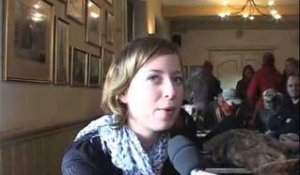 Stevie Ann Noorderslag 2008 interview (deel 3)