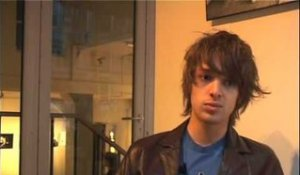 Paolo Nutini 2007 interview (part 3)