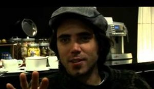 Patrick Watson 2009 interview (part 5)