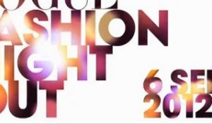 Teaser Vogue Fashion Night Out 2012