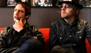 The Rifles 2009 interview - Joel Stoker en Luke Crowther (part 3)