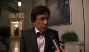 Interview d'Elio Di Rupo
