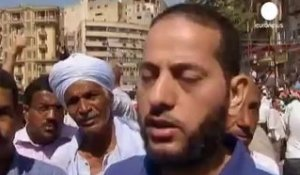 Egypte : violents affrontements sur la place Tahrir