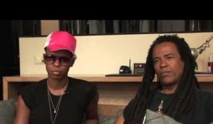 Skunk Anansie 2010 interview - Skin and Cass (part 2)
