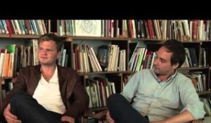 Grizzly Bear interview - Daniel Rossen and Chris Taylor (part 6)