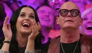 Russell Brand et Katy Perry réunis au match des Lakers