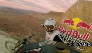 FMB World Tour : GoPro Course Preview at Red Bull Rampage 2012