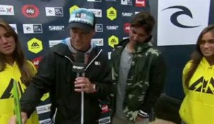 Rip Curl Pro Portugal 2012 - Rounds 4 & 5 highlights