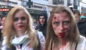 Zombie Walk 2012 : Les morts vivants à l'assaut de Lille !
