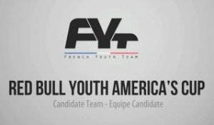 Challenger Red Bull Youth America's Cup - French Youth Team - Pays De La Loire Video Awards