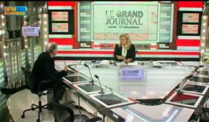 17/12 BFM : Le Grand Journal d'Hedwige Chevrillon - Sandra Le Grand et Jean-Marie Chevalier 3/4