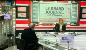 17/12 BFM : Le Grand Journal d'Hedwige Chevrillon - Sandra Le Grand et Jean-Marie Chevalier 4/4