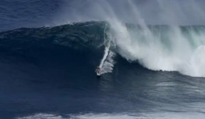 Jeff Rowley Big Wave Surfing Sony FS700 Super Slow Motion 120fps Jaws Peahi 2012