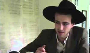 The Veils 2006 interview - Finn Andrews (part 5)