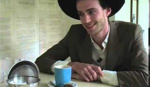 The Veils 2006 interview - Finn Andrews (part 4)