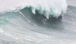 Surf Paddle in Nazare, Portugal - Billabong Adventure Division