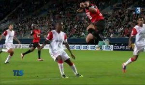 25/09/12 : Romain Alessandrini (16') : Rennes - Nancy (3-2)