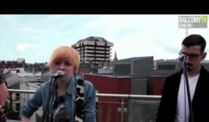 LEANNE HARTE - WROTE AWAY (BalconyTV)