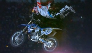 X-Fighters World Tour - FMX  - Mexico City - 2013