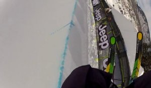 Winter X-Games - Ski SuperPipe Preview - 2012