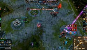 Thrashe, le combo gagnant - League of Legends
