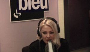 Kim Wilde en interview sur France Bleu Gironde