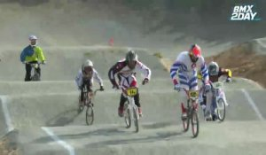 Replay Coupe de France BMX Saint Jean d'Angely. Samedi 13 avril de 9h40 à 12h40