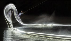 Snap - Motion to Light Wakeboarding - Red Bull Illume 2013