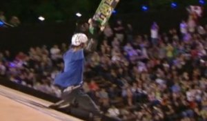Bob Burnquist - Skateboard - Big Air - X-Games Foz do Iguacu - 2013