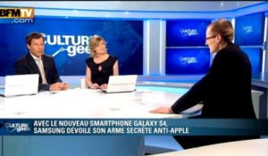 Culture Geek: Samsung Galaxy S4, l'arme secrète contre l'iPhone 5 - 26/04