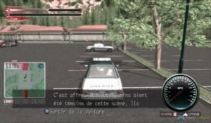 Soluce Deadly Premonition The Director's Cut : Carte n°10 : Ushah Johnson