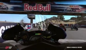 MotoGP 2013 - Gameplay Video - U.S. Grand Prix