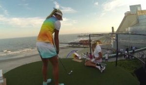 Red Bull Boardwalk Drive - Lexi Thompson