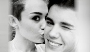 Justin Bieber & Miley Cyrus Spotted Together