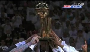 BFM TV / Miami champion NBA 2013 - 21/06