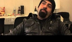 Volbeat interview - Rob (part 3)