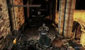 Dark Souls II - Gameplay Guerrier