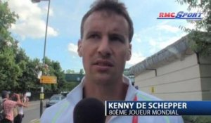 Wimbledon / De Schepper, la force tranquille - 30/06