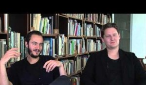 Editors interview - Tom and Russell (part 1)