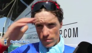 "Tour de France 2013 - Sylvain Chavanel : ""Je vais essayer de faire la course"""
