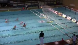 Water Polo : Slovaquie - France 4ème Quart Temps