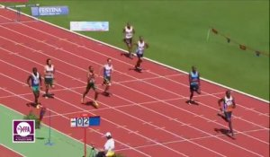 Finale 400m haies M Charléty 2013