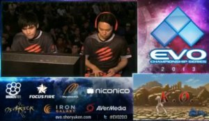 [Ep#42] EVO 2013 - Tokido vs Xian - Top 8 The King of Fighters XIII