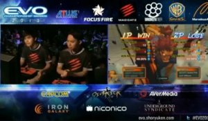 [Ep#75] EVO 2013 - Tokido vs Xian - Top 8 Super Street Fighter IV