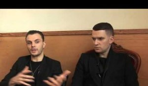 Hurts interview - Theo and Adam (part 3)