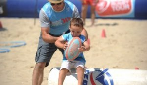 Beach Rugby Tour : Royan