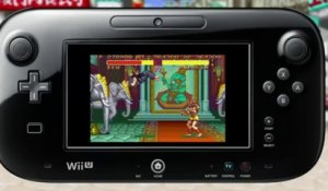 Console Nintendo Wii U - Street Fighter 2 The World Warrior (eShop)